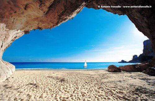 Cala Gonone - Spiaggia di Cala Luna