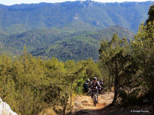 Cicloturismo Dorgali Sardegna